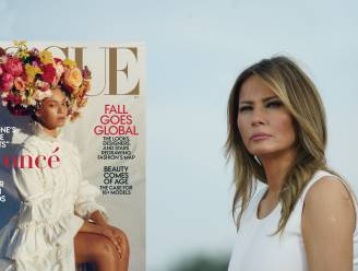 """Melania Trump jaloers op Vogue-cover Beyoncé: """"Mij zouden ze nooit kiezen"""""""