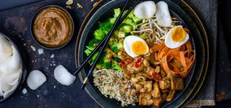 Wat Eten We Vandaag: Pindabowl