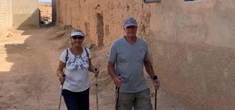 Otto en Marianne uit Ommen dankzij oplettende dochter veilig thuis uit Marokko
