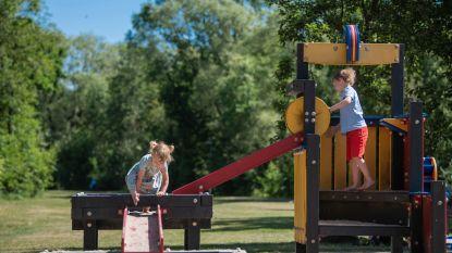 Kinderen kunnen zich weer extra uitleven: speelpleintjes weer open