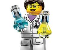 Enfin une femme scientifique dans les figurines Lego