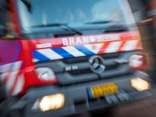 Brand zorgt voor grote schade bij wielervereniging de Coureur