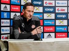 Schmidt mag Zahavi opstellen in play-off: 'Of hij gaat starten, weet ik nog niet'