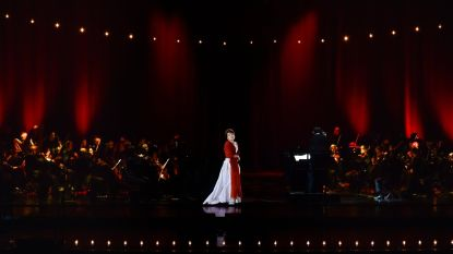 42 jaar na haar dood treedt Maria Callas in Antwerpen op