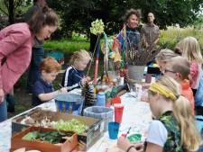 Verwondering in het Waspikse Voedselbos: 'Een door de mens gemaakt paradijs'