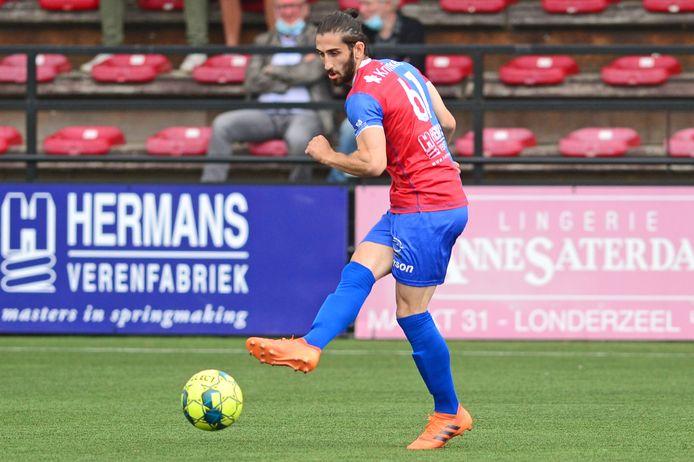 Ilkan Cavus is niet alleen op het veld bezeten door voetbal.