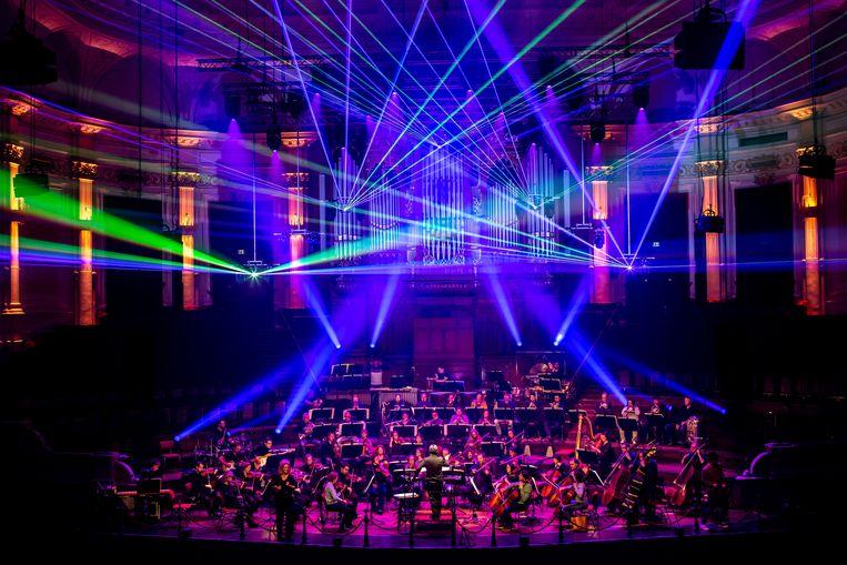 null Beeld Het Koninklijk Concertgebouw / Ronald Knapp