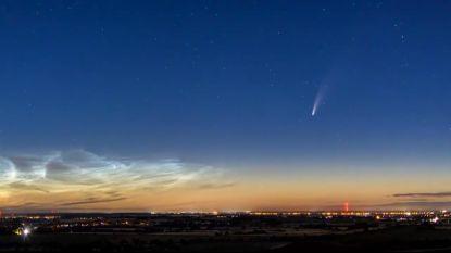 Voor het eerst sinds 1997 kan je komeet zien met blote oog