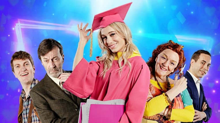 Ianthe Tavernier in 'Legally Blonde'.