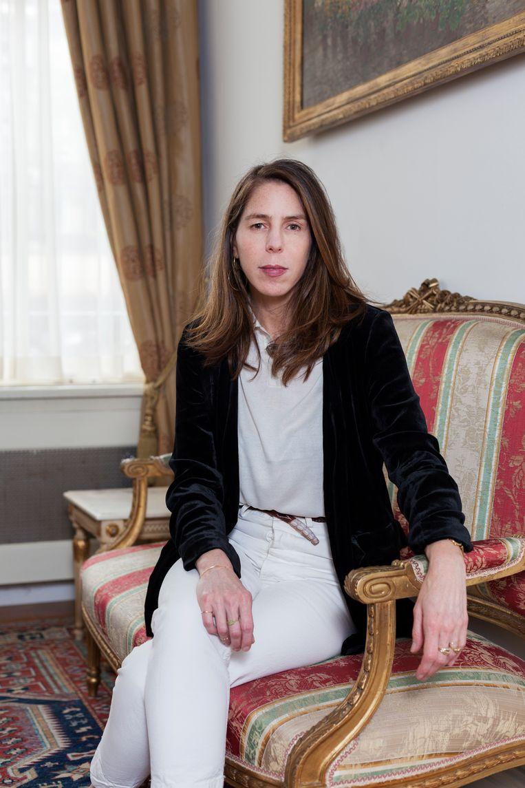 Rachel Kushner is een Amerikaanse auteur van onder andere Telex from Cuba en The Flamethrowers.