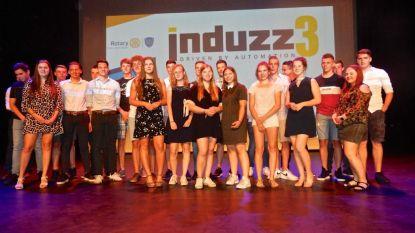Rotary Bilzen-Alden Biesen reikt prijs Jong Technisch Talent uit
