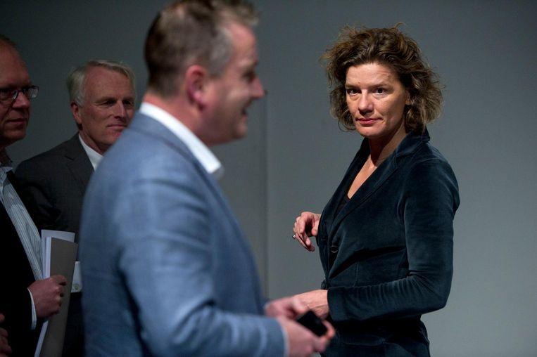 Voor de VVD is Gehrels de perfecte PvdA-kandidaat. Beeld anp