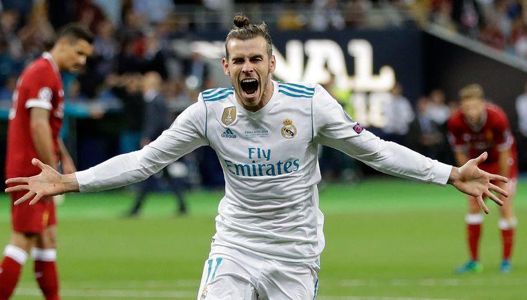 Gareth Bale  Beeld AP