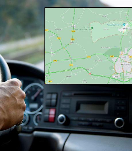 Verkeersellende nadat truck diesel lekt op A50 tussen Apeldoorn en Vaassen, ANWB adviseert om te rijden
