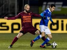 FC Den Bosch - RKC: drie rode kaarten, geen doelpunten