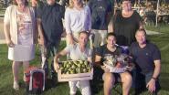 Tessa Nijs uit Attenrode wint 'de stoel Glabbeek 2019'