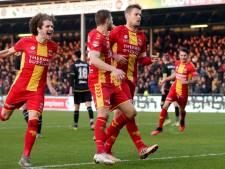 NAC verliest zicht op rechtstreekse promotie na late nederlaag bij Go Ahead Eagles