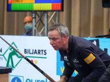 Dick Jaspers stoomt door naar finale: 'Hij miste bijna niets'