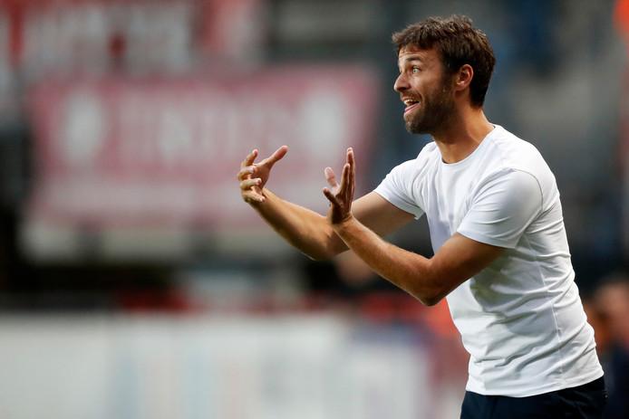 Gonzalo Garcia van FC Twente