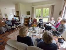 Jubilerende leeskring komt een middagje bijeen in Nuenen