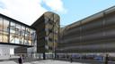 Nieuwe parkeergarage Bisonspoor Maarssenbroek