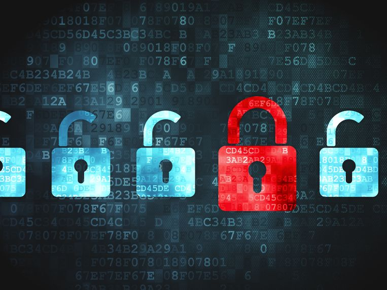 Privacy. Beeld ThinkStock