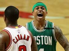 Celtics en Wizards ronde verder in play-offs