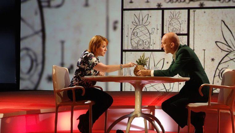 De aflevering met Ionica Smeets was de best bekeken aflevering Beeld VPRO
