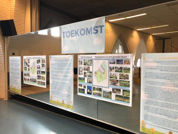 Toekomstscenario's voor het Oderkerkpark