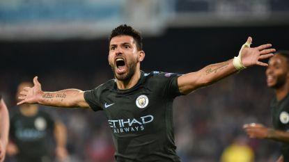 Na amper 9 minuten eerste treffer en absolute held (én boeman) met titelgoal in slotseconden: het doelpuntenrecord van Agüero bij City in cijfers en beeld