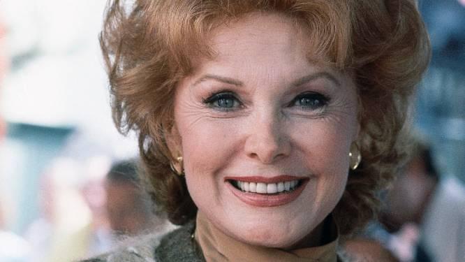 Actrice en 'Queen of Technicolor' Rhonda Fleming (97) overleden