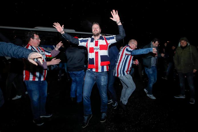 Willem II-fans