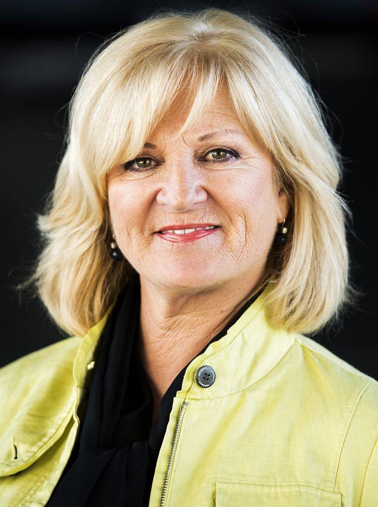 Zangeres Anita Meyer Beeld anp