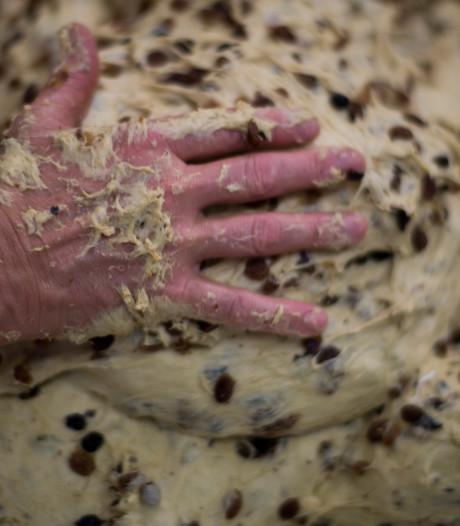 Voor bakkers is het flink aanpoten voor het paasontbijt