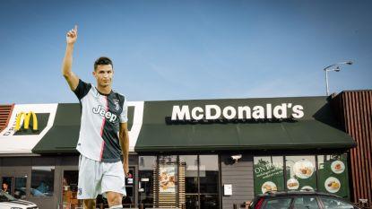 Zoektocht Ronaldo levert resultaat op: 'mysterieuze' vrouw die Portugees hamburgers gaf is gevonden