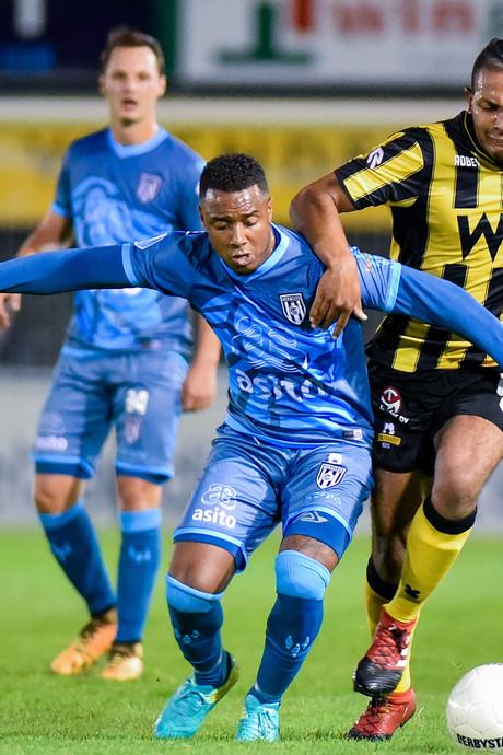 Heracles Almelo op zuinige manier ronde verder in KNVB Beker