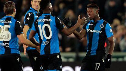 Club kan nog eens winnen: dominant, maar inefficiënt blauw-zwart maakt pas in slot het verschil tegen KV Kortrijk