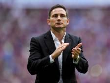 Derby County autorise Chelsea à discuter avec Frank Lampard