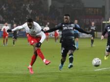 Kerk speelt tegen Ajax: teen stopt aanvaller niet af voor duel met Amsterdammers