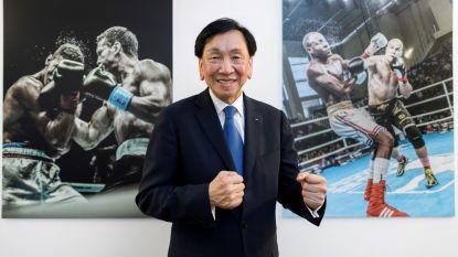Geschorste boksvoorzitter stapt nu zelf op