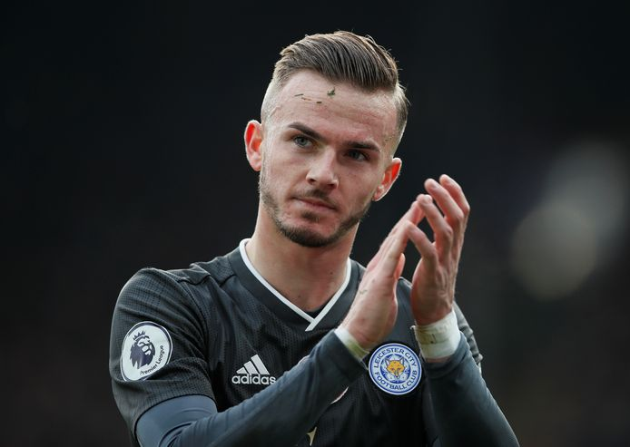 James Maddison.