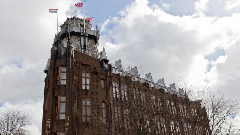 Het Scheepvaarthuis sleept het grootste bedrag binnen: 548.032 euro. Beeld Floris Lok