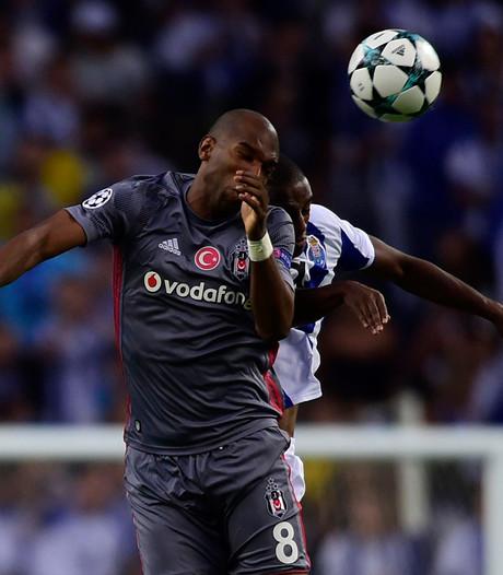 Scorende Babel stunt met Besiktas bij FC Porto