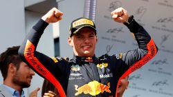 Fenomeen Verstappen (20) zegeviert in GP van Oostenrijk, Vettel weer WK-leider na dramatische dag voor Hamilton