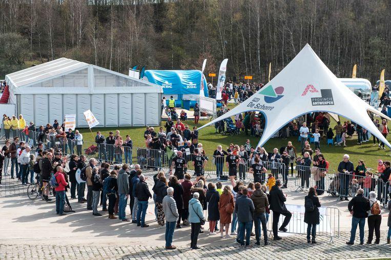 Vorig jaar bracht het event ruim 1,4 miljoen euro op