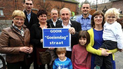Nieuwe campagne 'Goeiendagstraat' meer dan nodig