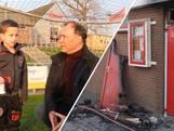 Voetbalclub brandt af: dorpsgenoten komen in actie met spaarpotjes en borrelboxen