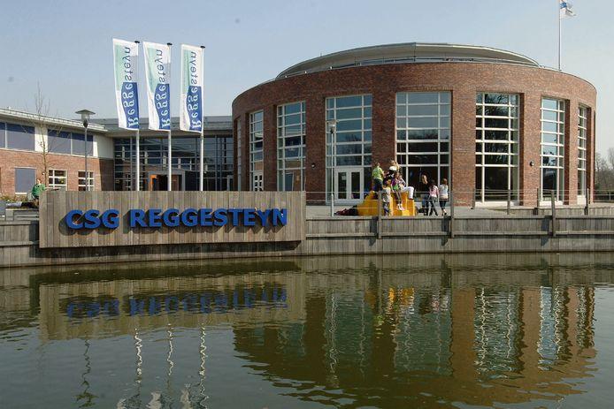 De vestiging van Reggesteyn aan de Cattelaar in de Rijssense wijk Het Opbroek.