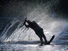 Waterskiër raakt gewond op Afgedamde Maas bij Veen