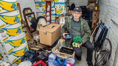 Roland zoekt nieuwe opslagplaats voor hulpgoederen voor Oekraïne
